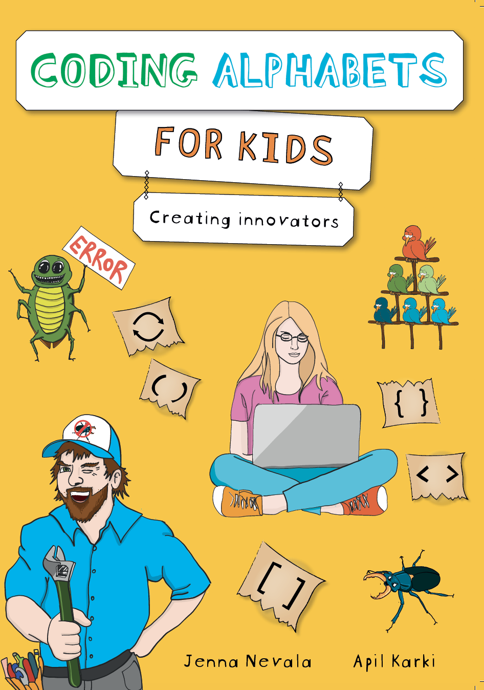 Coding for kids with basic terms